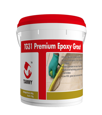 TG31 Premium Epoxy Grout