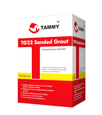 TG22 Sanded Grout