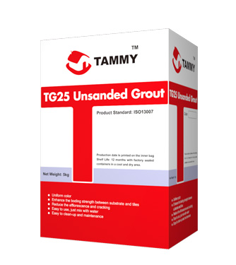 TG25 Unsanded Grout